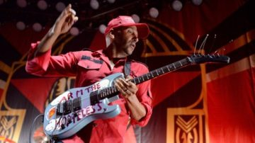 Prophets of Rage targets RNC in Cleveland