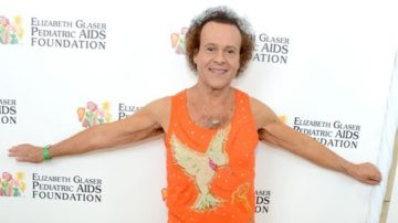 Richard Simmons speaks out on hospitalization
