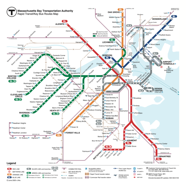 MBTA Subway