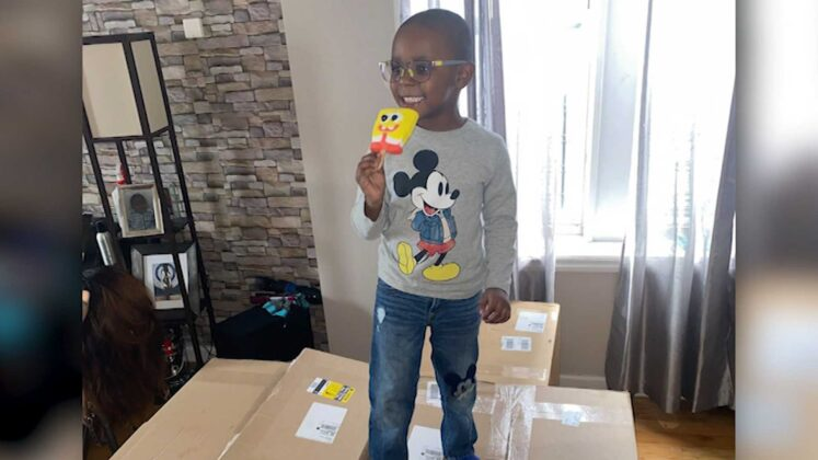 4-year-old boy buys more than $2,600 in SpongeBob popsicles on Amazon