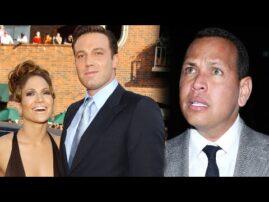 Alex Rodriguez SHOCKED By Jennifer Lopez and Ben Affleck Dating Rumors (Source)
