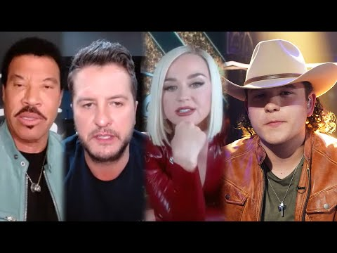 American Idol Judges REACT to Caleb Kennedy's SHOCKING Exit (Exclusive)