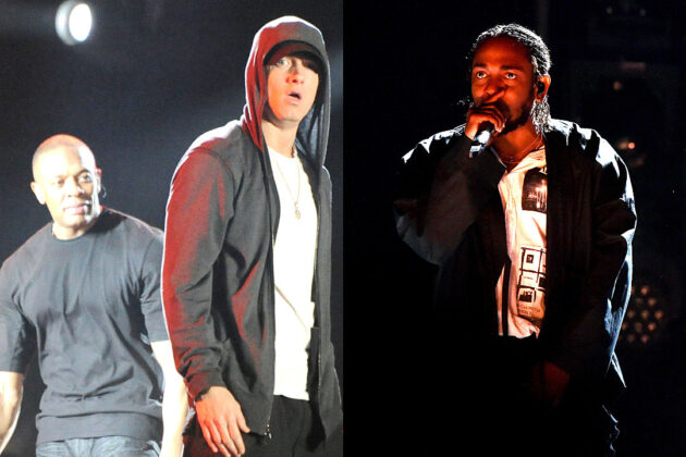 Are Dr. Dre, Eminem and Kendrick Lamar Working on New Music?