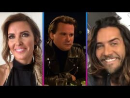 Audrina Patridge and Justin Bobby on Their Possible Romantic Future