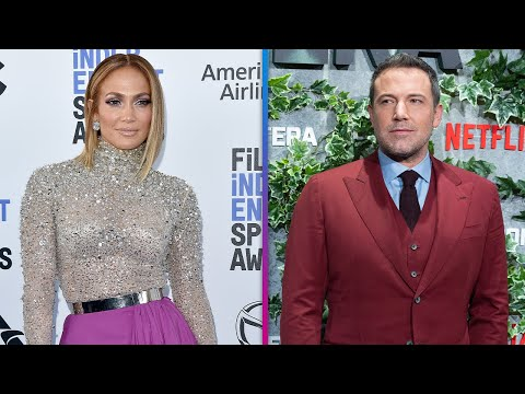 Ben Affleck and Jennifer Lopez Spotted Together AGAIN in Montana