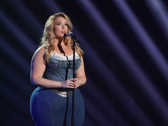 Berklee student Grace Kinstler in top 5 after 'American Idol' Mother's Day episode