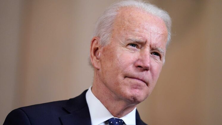 Biden warns against gas price gouging after Colonial Pipeline cyberattack