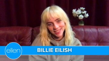 Billie Eilish dyed her hair blonde because of a fan's photo edit