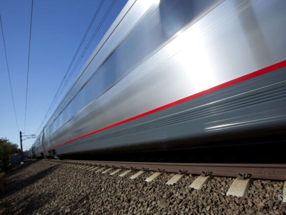 Boston to NYC high-speed rail? One project seeks to link the two cities via a 200 mile-per-hour train
