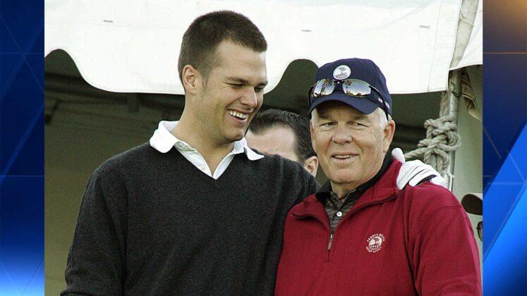 Brady's dad predicts Bucs win 'rather handily' over Patriots