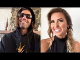 Brody Jenner and Audrina Patridge Dish on Their 'Hills' Kiss!