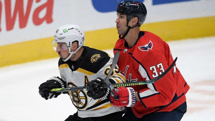 Bruins will face Zdeno Chara, Capitals in 1st round of NHL playoffs