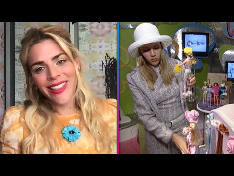 Busy Philipps Talks Early Job as BARBIE Actor at Toy Fairs and We've Got the Footage (Exclusive)