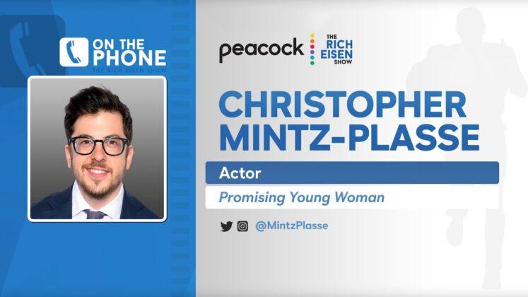 Christopher Mintz-Plasse's mum had to watch him film McLovin sex scene in 'Superbad'