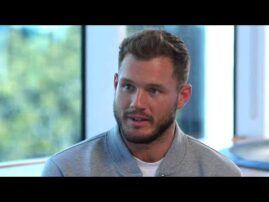 Colton Underwood Addresses BACKLASH Over His Coming Out