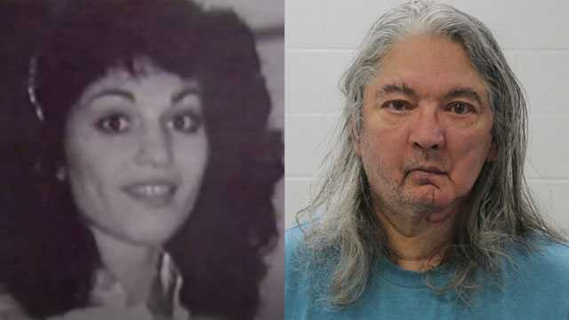 DNA testing led to man's arrest in brutal 1983 slaying of college student, officials say