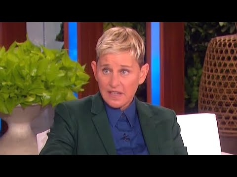 Ellen DeGeneres Addresses Why She's Ending Her Daytime Talk Show in First TV Interview