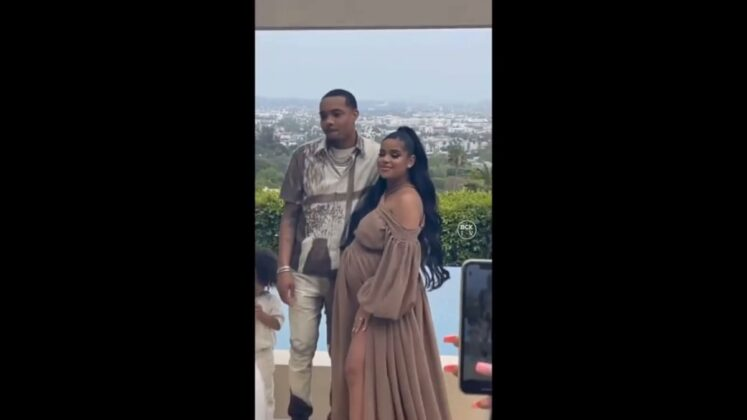 G Herbo, Fabolous & Emily Throw Daughter Taina A Baby Shower!! (Video)