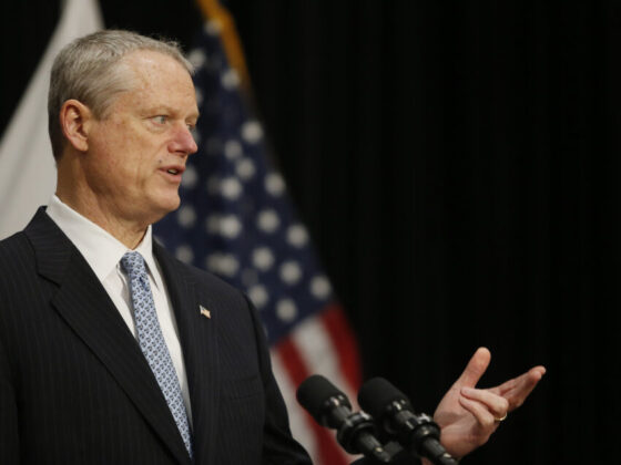 'I'm not gonna play that game': Charlie Baker at odds with some Democrats over idea of vaccine mandate for public employees