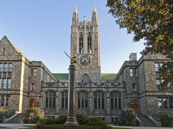 In a change of plans, Boston College will allow limited guests to attend graduation ceremonies