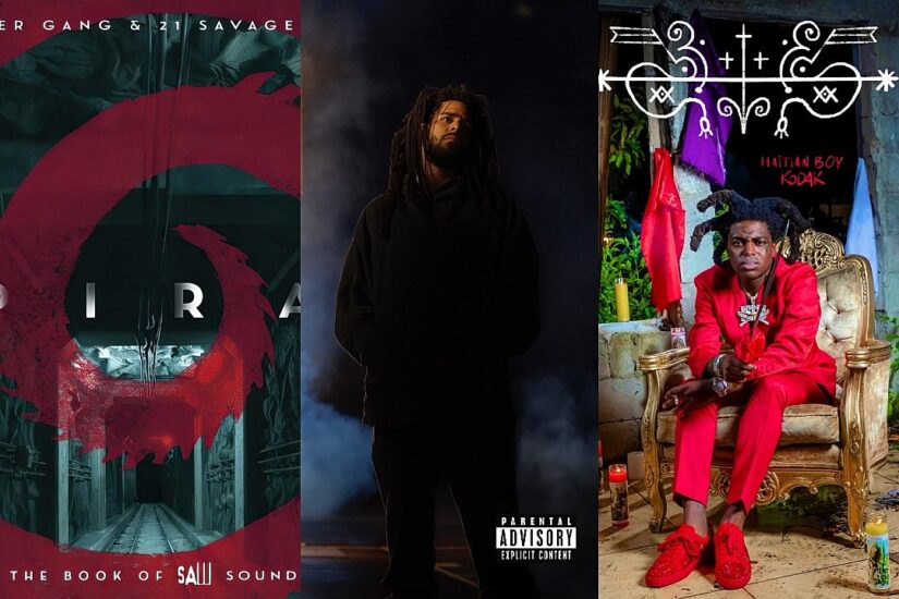 J. Cole, 21 Savage, Kodak Black and More – New Projects This Week