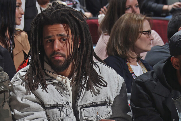 J. Cole Comfortable Retiring From Rap, But Won't Say When