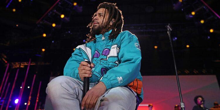 "J. Cole Shares New Song ""i n t e r l u d e"""