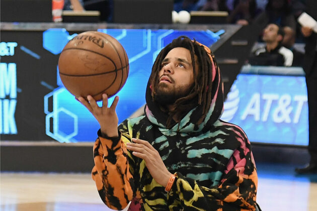 J. Cole to Play in African Basketball League – Report