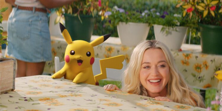 """Katy Perry Shares Video for New Pikachu-Inspired Song """"Electric"""": Watch"""