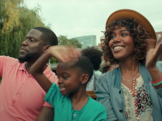 Kevin Hart struggles as a single dad in Boston in first trailer for Netflix movie 'Fatherhood'
