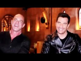 'Law & Order' Star Chris Meloni and Dylan McDermott on Teaming Up For Crossover Event