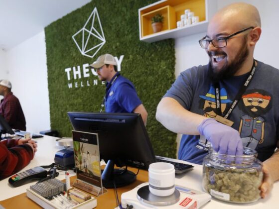 Let us know: Where is your favorite local marijuana dispensary?