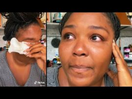 Lizzo Posts TikTok Video in Tears About Feeling Sad and Lonely