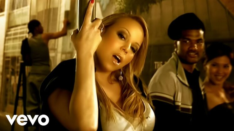 Mariah Carey shades rapper after he reworks her song 'Shake It Off'