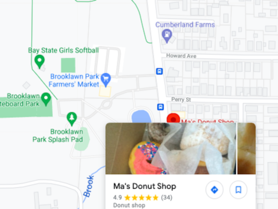 Massachusetts and Rhode Island doughnut shops feud over the right to carry Ma's name