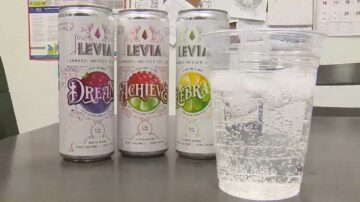 Massachusetts company makes mark with cannabis-infused seltzer water