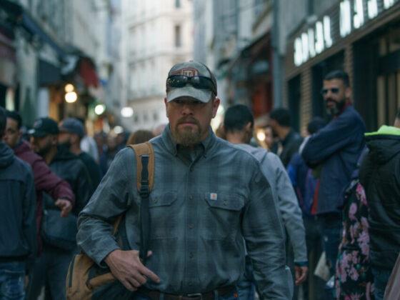 Matt Damon sports a goatee and Southern accent in 'Stillwater' trailer