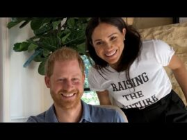 Meghan Markle Makes SURPRISE Cameo in Prince Harry's Apple TV+ Docuseries Trailer