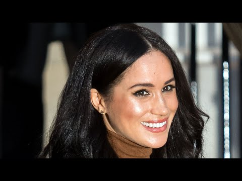 Meghan Markle Marks Mother's Day By GIVING Back to Mothers in Need