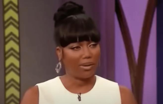 Michel'le Denies Rumors She Caught Dr. Dre w/ A Man!!