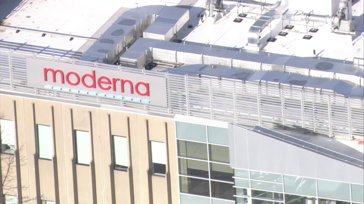 Moderna plans to expand Mass. facility, boost vaccine production