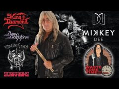"""Motörhead's Mikkey Dee on his last conversation with Lemmy: """"He wanted to be onstage"""""""