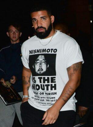 New Pics Of Drake's Son LEAK; Twitter Says 'Starting To Look Black'!!