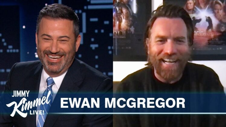"""Noel Gallagher claims he gave Ewan McGregor his """"first lightsaber training"""""""
