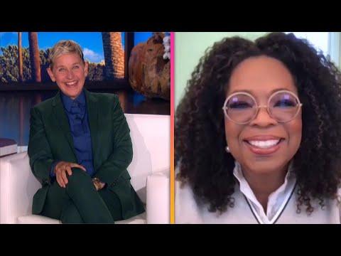 Oprah Gives Ellen DeGeneres Advice About Ending Her Daytime Talk Show