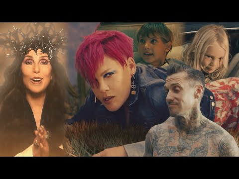 Pink's All I Know So Far Music Video Features Her Husband, Kids and CHER!