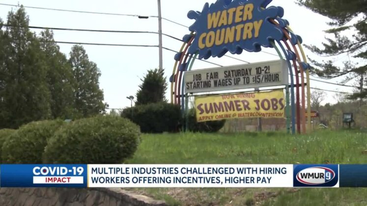 Popular water park raising pay, offering incentives as it looks to hire hundreds