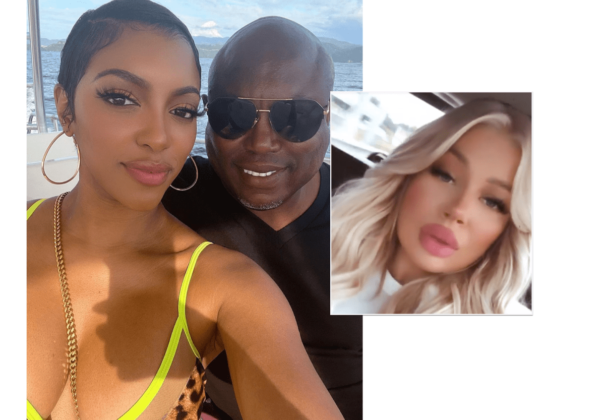 Porsha's NEW Fiancé Allegedly Caught CHEATING w/ BLONDE!! (Receipts)