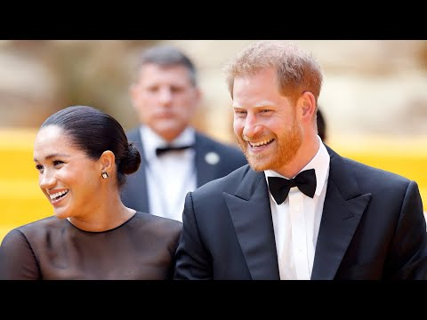 Prince Harry and Meghan Markle REVEAL First Netflix Project