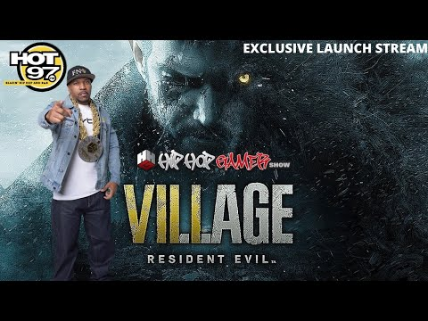 Resident Evil 8: The Villiage Review Stream On PS5 | HipHopGamer